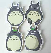 Lot 4pcs Kawaii Cute Cartoon My Neighbor Totoro Message Memo Pad stationery book