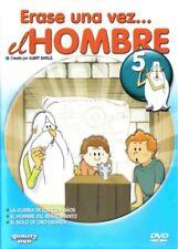 Erase Una Vez El Hombre Vol. 5 DVD NEW