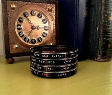 HOYA Camera Lens Lenses 55mm R25A YK2 OG 80B Photographic Filters Optical Glass