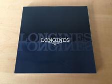 Used Like New - Catalogue LONGINES Catálogo Agosto 2007 - Español - Relojes