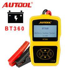 Autool BT-360 12V Car Charging Test Analyzer Vehicle Battery System Tester Tool