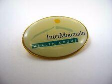 Vintage Collectible Pin: InterMountain Health Group
