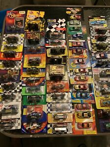 nascar diecast 1/64 racing champions lot Of 20 Cars See Pictures And Des