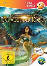 Legends of the East * L'occhio del Kobra * scrutare-GIOCO PC CD-ROM