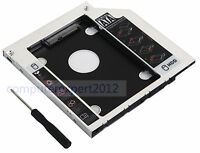 2nd Hard Drive HDD SSD Caddy for Toshiba Satellite P50 P50-A P50-B P50-C Series
