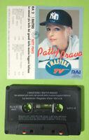MC Musicassetta PATTY PRAVO I Masters TV musica leggera pop italy no cd lp dvd