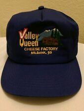 Unisex Trucker Mesh Baseball Cap Snapback Valley Queen Cheese Factory SHIPS FREE