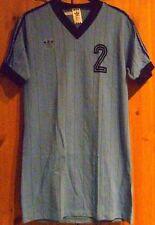 original Vintage 70/80er ADIDAS Trikot Jersey T-Shirt D 7-8/US L NEU&UNIKAT RAR!
