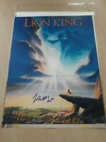 Matthew Broderick Signed Lion King 11X14 Photo Proof Autograph RACC Trusted