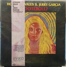 Howard Wales & Jerry Garcia Hooteroll?  Sealed 1990 Ryko Grateful Dead Member