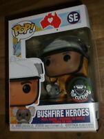 Funko Pop SE - Bushfire Heroes - NEU & OVP - Popcultcha Excusive Appeal Limited