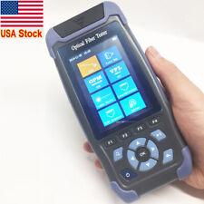 Smart OTDR 1310/1550nm  Mulit-Function tester Built in OPM/OLS / RJ45 Test/VFL