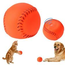 Pet Dog Sound Toy Dog Squeakers Squeaky Toy Dog Chew Ball Play Toy(Baseball
