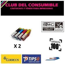 8 X CARTUCHOS COMPATIBLES HP 364XL NON OEM Photosmart 5515 Photosmart 5520