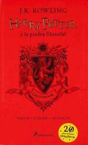 Harry Potter Y La Piedra Filosofal. Edición Gryffindor / Harry Potter and the