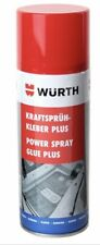 More details for würth power spray adhesive plus 400 ml spray glue contact adhesive industrial