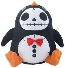 "New 10"" Furrybones Furry Bones Pen Pen Penguin Large Plush Skeleton Gift 1160"