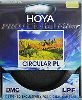Hoya 62mm PRO1 Digital Circular PL Polarising Filter PRO 1D New Sealed Unopened