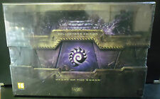 STARCRAFT 2 II HEART OF THE SWARM COLLECTOR'S EDITION NUOVO VERSIONE ITALIANA PC