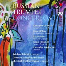 RUSSIAN TRUMPET CONCERTOS (NEW CD)