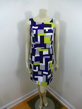 Banana Republic Multi-Color Sleeveless Woman Dress Size 4