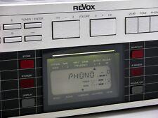 ReVox B286 FM preceiver - breathtaking beauty...