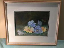Original Oil Framed Painting
