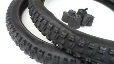 "26 x 2.50 Mountain Bike Tires & Tubes Heavy Duty DownHill 26"" Bicycle Extreme"
