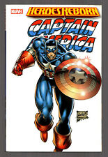 HEROES REBORN: CAPTAIN AMERICA - Marvel TPB softcover Graphic Novel