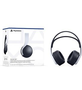 Sony PS5 Headset Playstation 5 PULSE 3D Wireless Headset Original Sony wie neu
