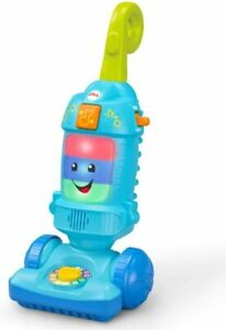 Fisher-Price FNR97 Laugh & Learn Light-Up Learning Vacuum TOY GIFT KIDS