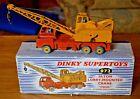 Vintage Dinky Supertoys No. 972 Coles 20-Ton Lorry Mounted Crane