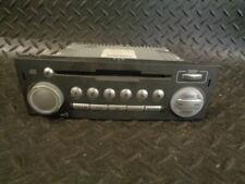2006 MITSUBISHI COLT 1.3 CZ2 5DR RADIO STEREO CD PLAYER MR587702HA