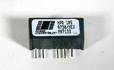HPR105 -  0.75 W  DC/DC POWER CONVERTIBLE - 2 Pieces