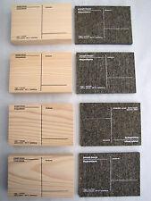 Joseph Beuys: 4 x Cartolina in legno und 4 di feltro, Schellmann, no. 104 539