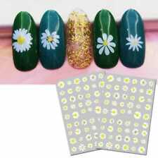 Summer Nail Art 2020 Flower Nail Stickers Water transfer Flower Decal