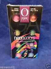 Organic Nails- Gama Neon Organicolors G03 Neon Colors. 8 Botes. Free Shipping