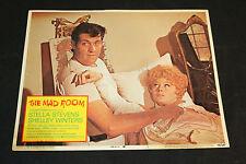 1969 The Mad Room Lobby Card #1 Stella Stevens Shelley Winters 69/129 (C-6)