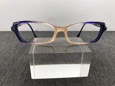 Alain Mikli Paris Eyeglasses AO128-04 Purple/Pink Handmade In France N06