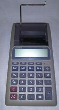 Casio HR-8L Printing Calculator Home/Office Portable Handheld Tested - Works