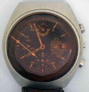 VTG OMEGA Speedmaster Steel Chronograph. Ref: 176.0012, Cal: 1045. For Parts