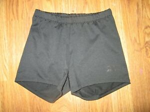 Womens MIZUNO DRYLITE athletic spandex fitted volleyball shorts sz XS