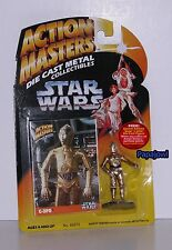 Star Wars C-3PO Humanoid Kenner Action Masters 1994 Diecast