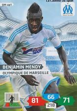 BENJAMIN MENDY # MARSEILLE OM CARD ADRENALYN FOOT 2014 PANINI SET MERCATO