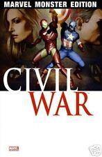 Marvel MONSTER EDITION # 19 civil était 1 (allemand) panini + top! +