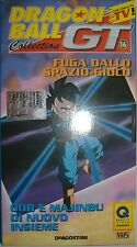 VHS - DE AGOSTINI/ DRAGON BALL GT - VOLUME 16 - EPISODI 2