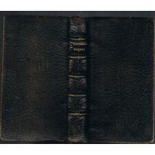 Le NOUVEAU PAROISSIEN ROMAIN N°19 approuvé par Mgr RENOU Edit MAME TOURS 1904