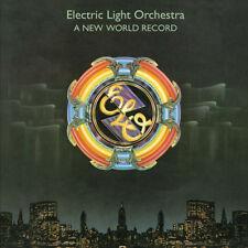 Elo ( Electric Light Orchestra ) New World Record 180gm Vinyl LP NEW sealed