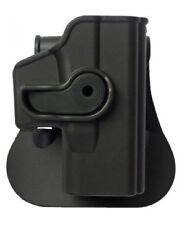 Z1040 IMI Defense Black RH Roto Holster for Glock 23/26/27/28/33/36 Gen 3 & 4