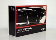 GENUINE Mini Cooper Sport Aerial Rod Antenna 83 mm 3.27 inches Black 65202296772